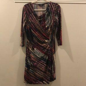 NWOT Nine West Midi Dress size 10